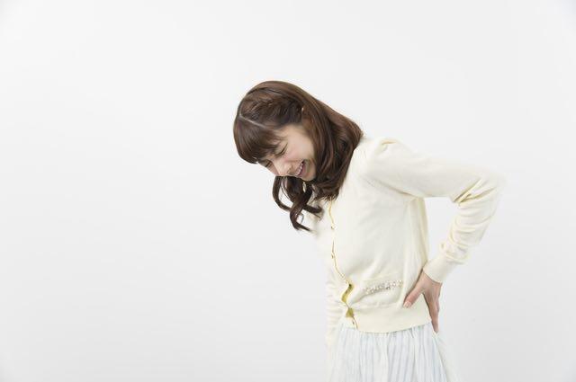 激痛の腰痛