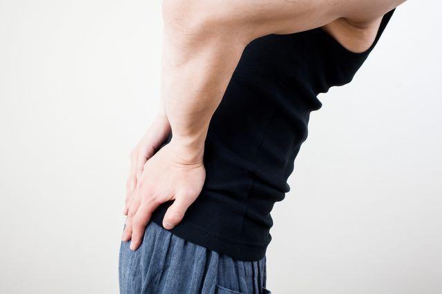骨盤と腰痛