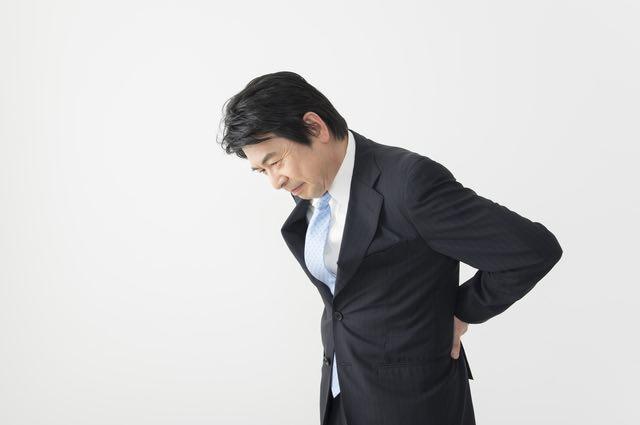 内臓からの腰痛