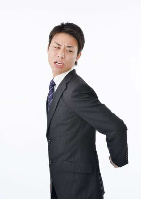 神経と腰痛