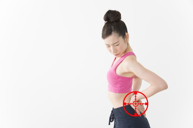 背筋と腰痛