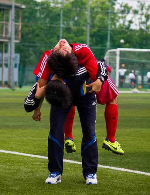 腰痛とスポーツ