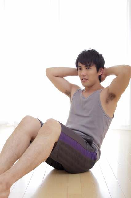 腰痛と腹筋