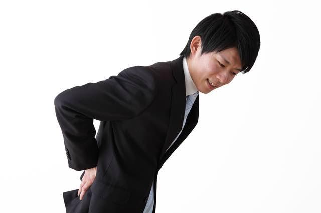 腰椎神経の問題