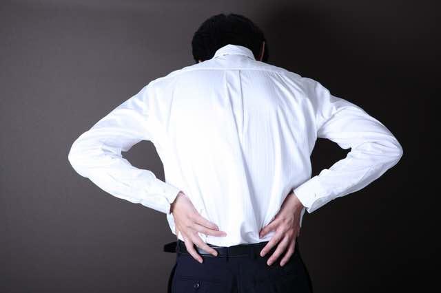 腰痛と湿布