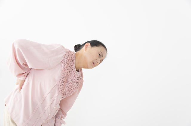 右側の腰の痛み
