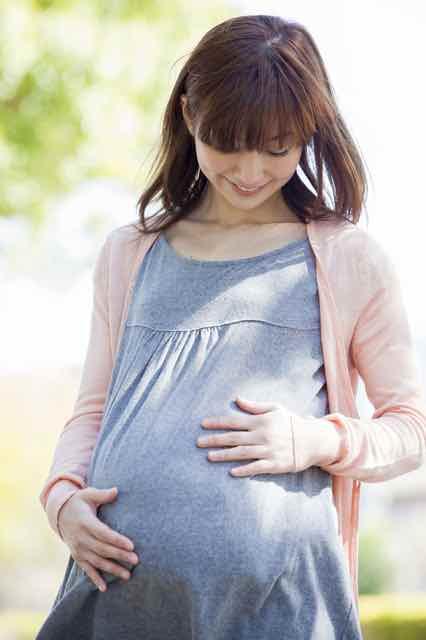 腰痛と妊娠