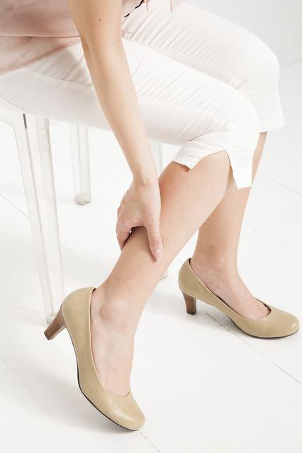 靴による腰痛