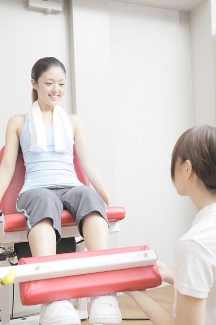 筋肉による腰痛